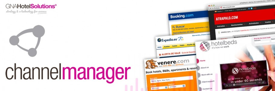 Channel Manager de GNA Hotel Solutions
