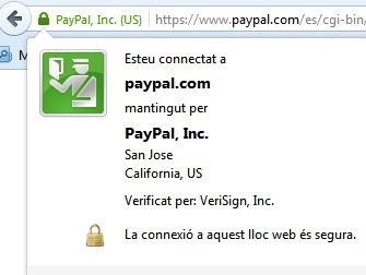 Pago seguro con Pay Pal