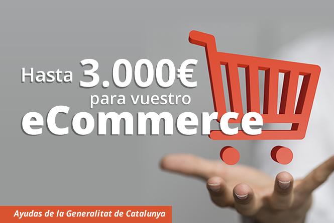 Ayudas para eCommerce, en el Blog de GNA