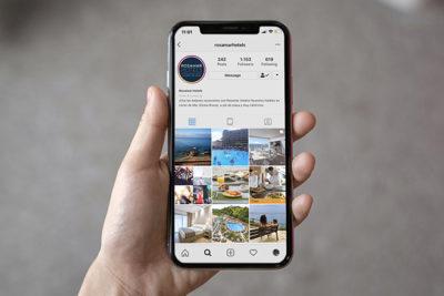 estrategia redes sociales hotel